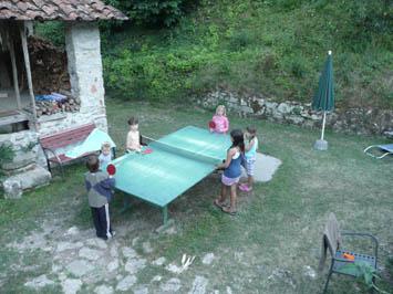 Tischtenniskinder